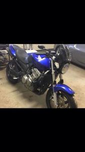 2002 Honda CB 919