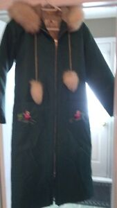 Handmade Newfoundland Parka By Mic Mac Crafts Of Conne River St. John's Newfoundland image 1