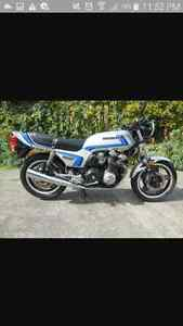 1982 honda cb 900 supersport