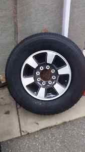 F350 rimes and tires