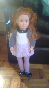 American girl doll for sale