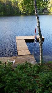 Floating Docks Custom Built