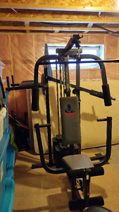 Weider 8530 Home Gym for sale