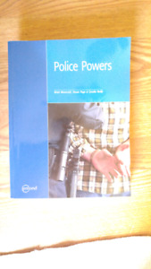 Police Powers by Edmon