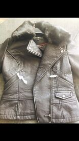 Steve maddeson leather jacket for ladies