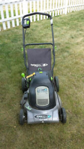 Earthwise 24 Volt Rechacgeable Lawn Mower