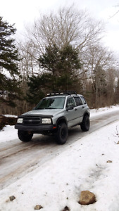 2003 lifted tracker