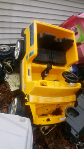 WANTED BROKEN USED ABUSED POWER WHEELS PEG PEREGO kids rides 12v