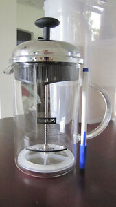 Bodum Chambord 8oz Milk Frother.