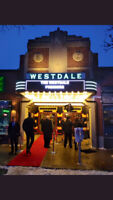 Part-Time Concessions Staff Needed at The Westdale