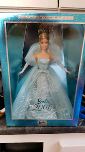Barbie 2001 collector doll