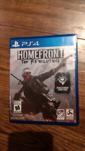 Homefront The Revolution PS4