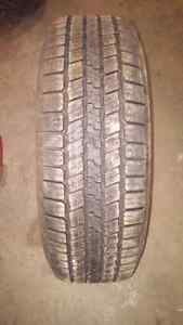 265 70 17 goodyear sra new