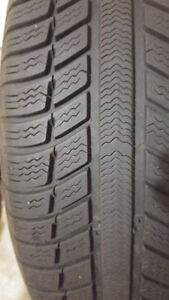 HOT PRICE MICHELLIN ALMOST NEW ALL SEASON VW TIRES WITH NEW RIMS