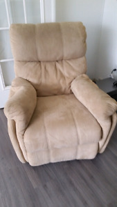 Loved reclining chair