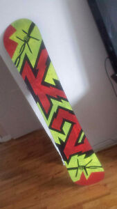 Snow board EQUIPEMENT COMPLET