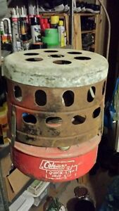 Antique Coleman Quik Lite Heater