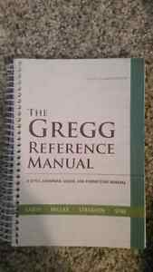 The Gregg Reference Manual (8th Canadian Edition)