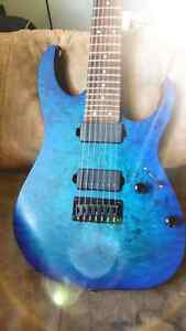 Ibanez rg7421pb sb (Upgraded)
