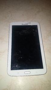 Broken Galaxy Tab 3 T210R