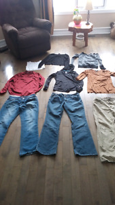 Men and woman clothing
