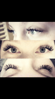 Classic Eye Lash Extensions $75 until the end of April!