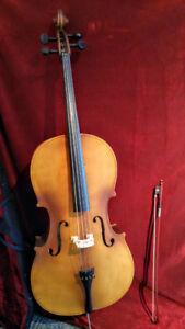 Mint condition Cello