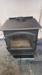 Quadrafire Wood Stove For Sale. (Certified)