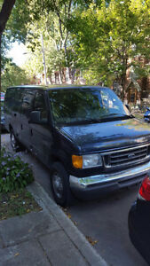 2006 Ford E250 Automatic Fourgonnette, fourgon