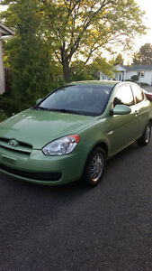 2009 Hyundai Accent Coupé (2 portes)