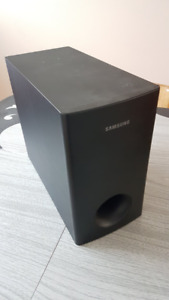 Passive Subwoofer - Samsung Model PS-WTZ325 / PS-WTZ322