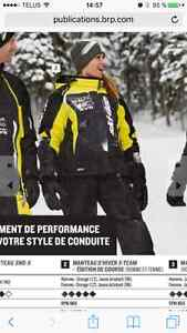 Ensemble skidoo xteams femme small