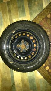 Set of 4 Nexxen Winter tires & Rims