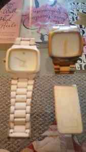 Watch set and money clip