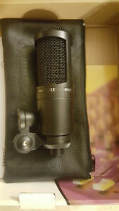 Audio Technica AT2020 Condenser