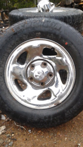 5 bolt dodge truck wheels