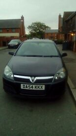 Vauxhall Astra 2005 new mot no advisories