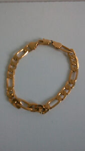 Gold filled --925 silver plated -Genuine Leather/stainless steel