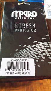 Screen protector for cell