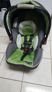 Grayco click connect car seat