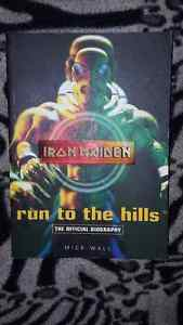 Iron Maiden Run To The Hills (1st Edition)