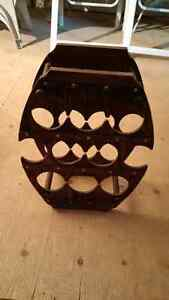 For Sale: Wooden Wine Rack
