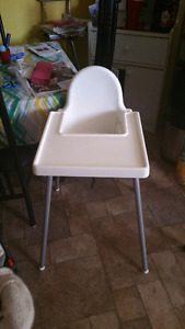Ikea Antelop High Chair