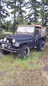 1971 jeep willies