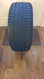 Winter Tyres - practically brand new