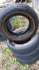 155/80R13  Winter Set of Tires off Hyundai Accent