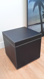 End Table, Storage Box?