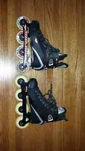LIKE NEW ROLLER BLADES $30