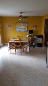 1 bedroom furnished to rent- central location NBCC/Costco