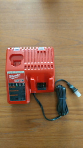 Milwaukee m18 m12 charger never used